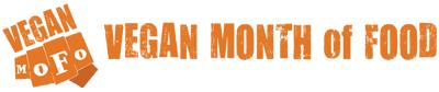 Vegan mofo banner